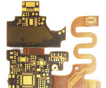 HDI Rigid-Flex Circuit Board