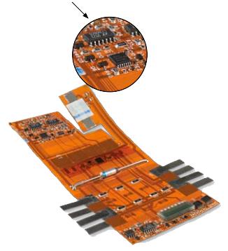 Rigid-flex and Flex PCB Assembly - Flexible Circuit Assembly